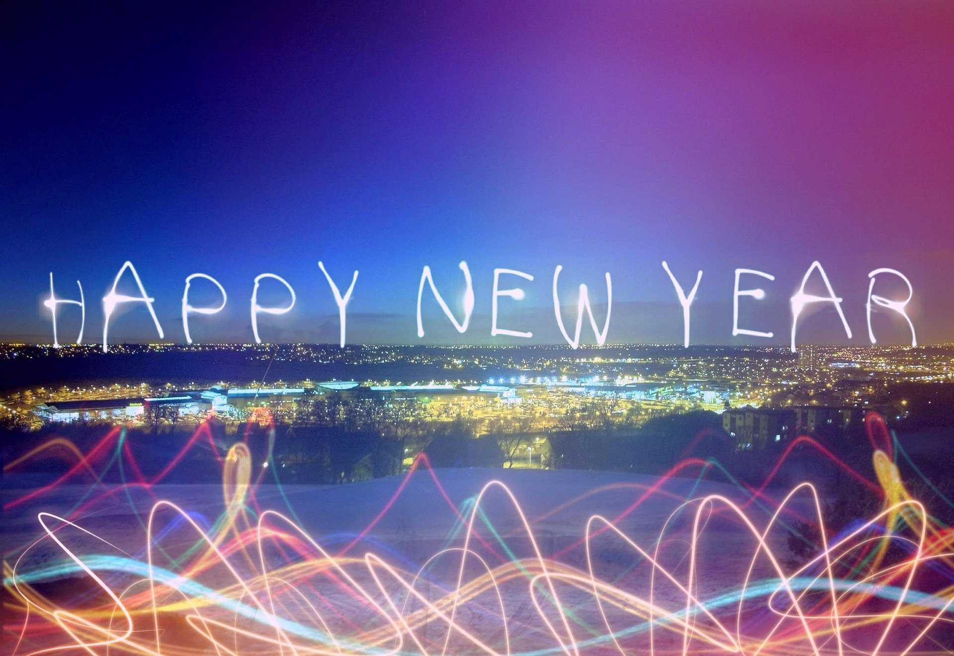 Happy New Year EDITIVE