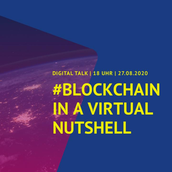 Blockchain in a virtual nutshell