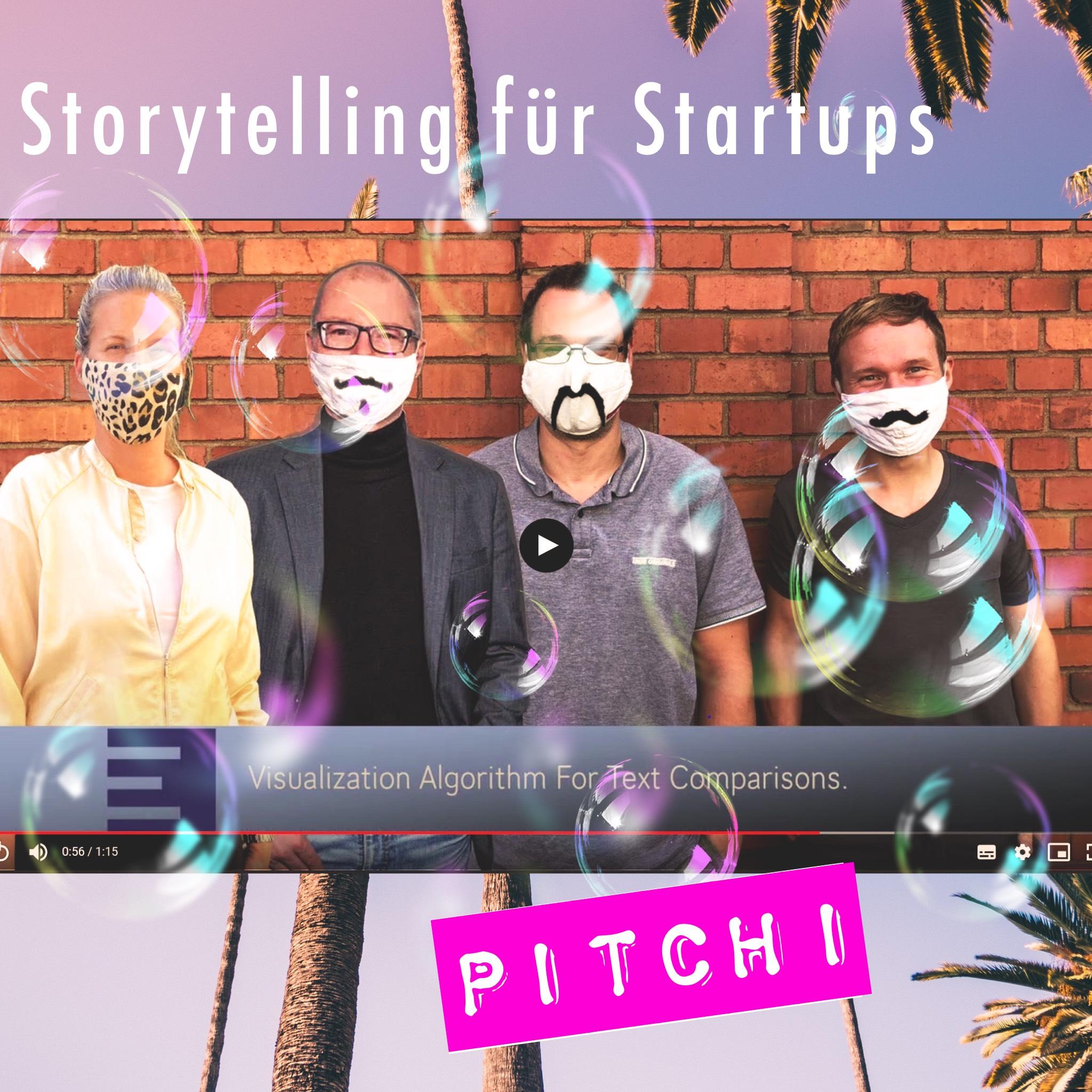 Storytelling für Startups EDITIVE