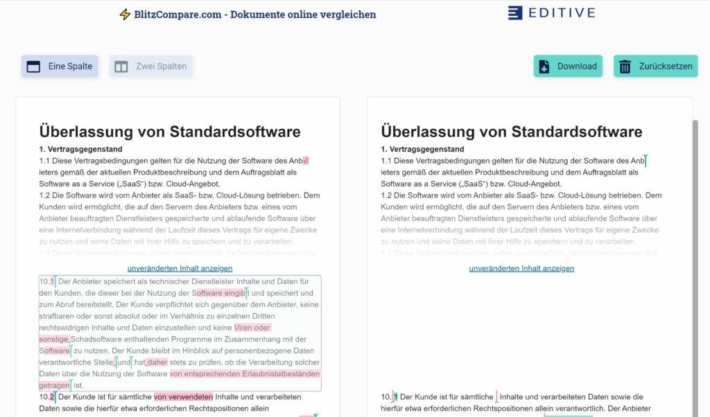 EDITIVE: Das GitHub for Documents