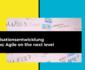 Organisationsentwicklung: DevOps- Agile on the next level