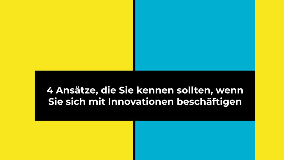 Trendradar: Patentscreening für Innovationen